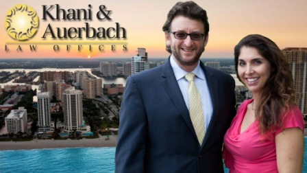 Hollywood FL Real Estate Lawyers Khani & Auerbach